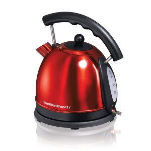 Hamilton-Beach-1.7L-Stainless-Steel-Electric-Kettle-40894 , small kettle