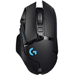 Recommended Logitech G502 Lightspeed Wireless Gaming Mouse